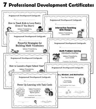 Interactive Teaching Made Easy PD Webinars