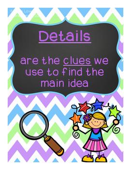 Teaching Main Idea and Details