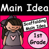 Teaching Main Idea to First Graders