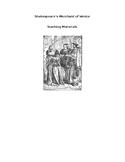 Teaching Materials for Shakespeare's Merchant of Venice