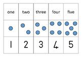 Teaching Math 1-5 activity