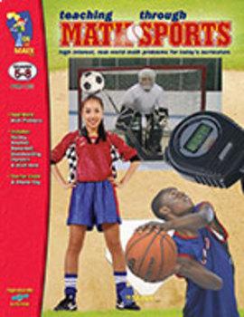 Teaching Math Through Sports Grades 5-8