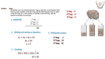 Teaching Math with Technology. More about Solving Equations. Part 2