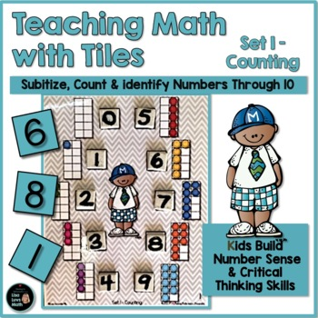 Teaching Math with Tiles - Counting