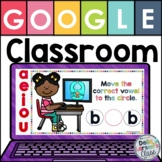 Teaching Vowel Sounds with Google Classroom