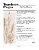 Bird Seed Botany - A student investigation