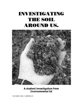 Investigation - The Soil around us.