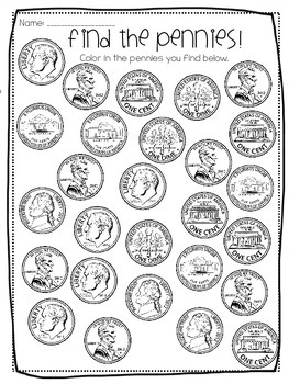 Teaching Money {Coins}