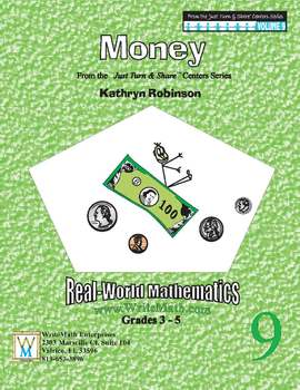 Teaching Money - Daily Math Practice Worksheets {Full Year}