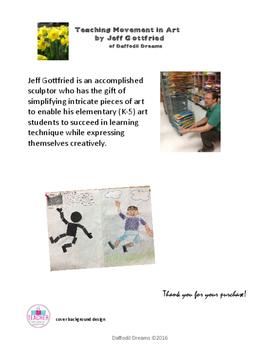 Teaching Movement in K-5 Art