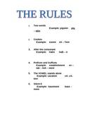 Teaching Fluency with Mult-Syllabic Phonics (Encoding and