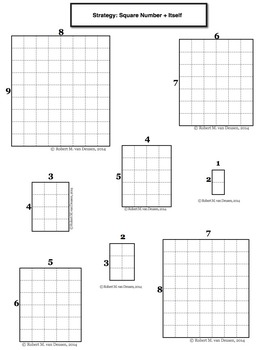 Teaching Multiplication Basic Facts with 7 Mental Strategies Using CCSS 3.OA.C.7