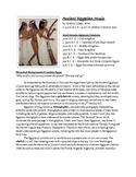 Teaching Music History - Egyptian Music