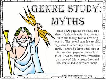Teaching Myths