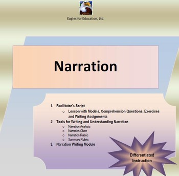 Teaching Narration