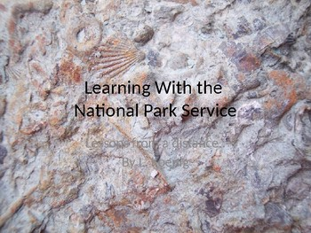 Teaching National Park Service:  Presented at the MN Literacy Conference