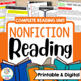 Teaching Nonfiction Reading (A Comprehensive Unit On Skills and Strategies)