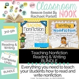 Teaching Nonfiction Reading and Writing {BUNDLE UNITS}