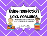 Teaching Nonfiction Text Features