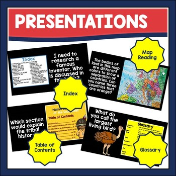 Teaching Nonfiction Text Features