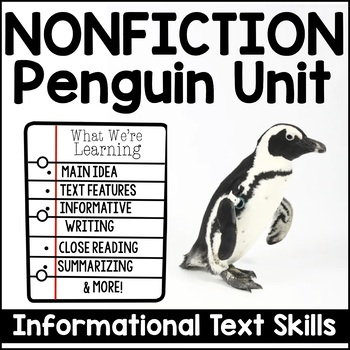 Teaching Nonfiction with PENGUINS!