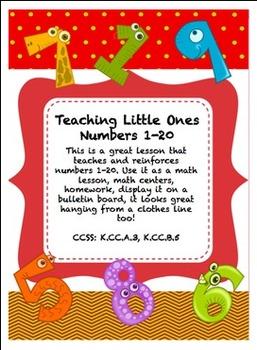 Teaching Numbers 1-20