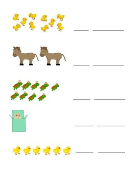 Learning Numbers One to Ten (1-10)