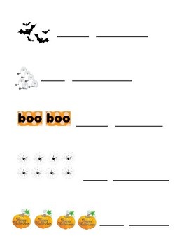 Teaching Numbers One to Ten (1-10) Using a Halloween Theme