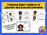 Teaching Older Children to Identify and Express Emotions