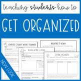 Teaching Organizational Skills to Unorganized Students