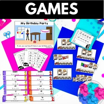Patterns (Addition, Subtraction, Multiplication, and Division)