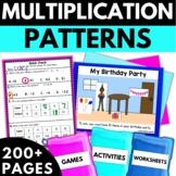 3rd Grade Patterns | 3.OA.9