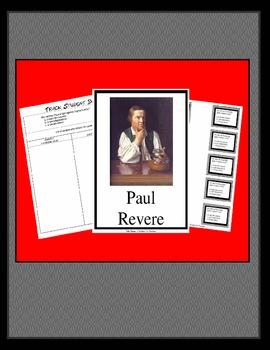 Teaching Paul Revere MegaPack