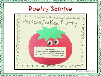 Teaching Personification: Creative Activities for the Classroom