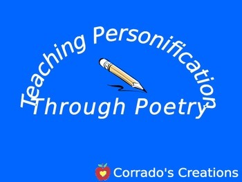 Teaching Personification Through Poetry