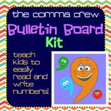 Teaching Place Value - The Comma Crew Bulletin Bd Kit & Desktop Plates pdf
