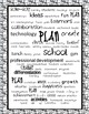 Lesson Plan Book (daily plans, small group plans, learning goals & more)