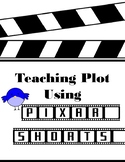 Teaching Plot, Character Traits, Problem and Solution with Pixar Shorts