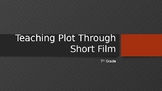 Teaching Plot Elements Through an Animated Short Film and Its Comic Version