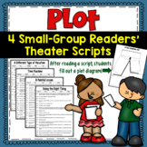 Teaching Plot Elements with Small Group Readers' Theater Scripts