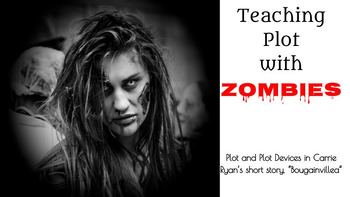Teaching Plot with Zombies