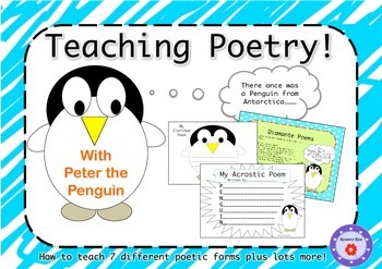 Teaching Poetry with Peter the Penguin