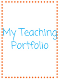 Teaching Portfolio Package