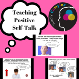 Positive Self Talk Worksheets & Teaching Resources | TpT