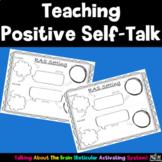 Teaching Positive-Self Talk (RAS Setting Worksheet)