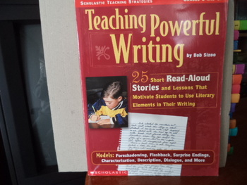 Teaching Powerful  Writing  ISBN 0-439-11111-0