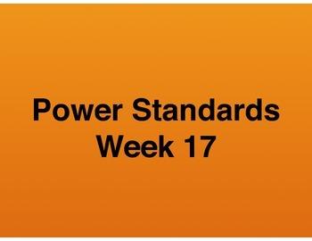 Teaching Presentations Week 17 - Language Arts Power Stand