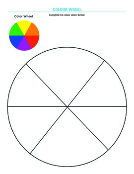 Teaching Primary, Secondary & Tertiary Colours
