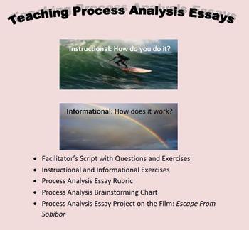 Teaching Process Analysis Essays