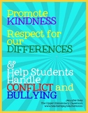 Teach Prosocial Behaviors: Conflict Resolution, Kindness, & Anti-Bullying
